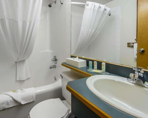Quality Resort Chateau Canmore - Canmore - Μπάνιο