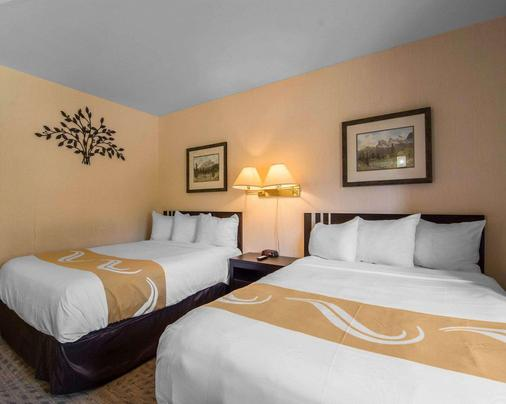 Quality Resort Chateau Canmore - Canmore - Makuuhuone
