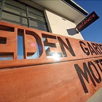 Eden Gardens Motel - Oamaru - Cảnh ngoài trời
