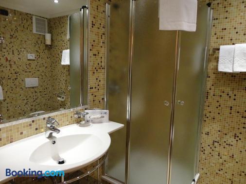 Antares - Selva di Val Gardena - Phòng tắm