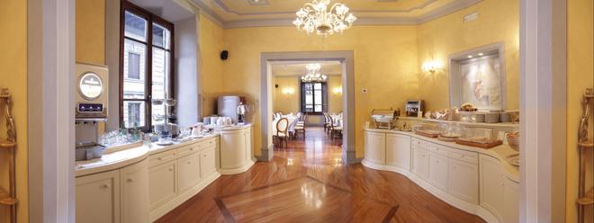 Hotel Pierre - Firenze - Buffet