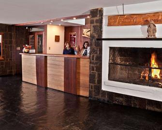 Panamericana Hotel Ancud - Ancud - Receptie