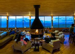 Tierra Patagonia Hotel & Spa - Torres del Paine - Lobby