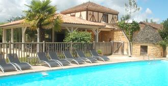 Le Mas de Castel - Sarlat-la-Canéda - Pool