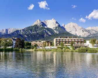 Ritzenhof - Hotel & Spa am See - Saalfelden - Вигляд зовні