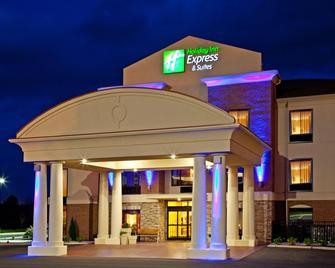 Holiday Inn Express Hotel & Suites Franklin - Franklin - Gebäude