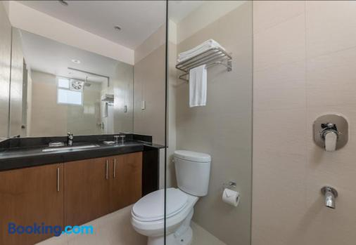 Tropicana Suites - Manila - Bathroom