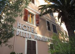 Hotel Villa Marina - La Maddalena - Edifício