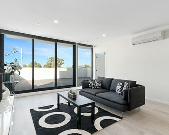 Luxeden Apartments - Glen Waverley - Huiskamer