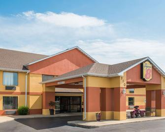 Super 8 by Wyndham Troy IL/St. Louis Area - Troy - Gebäude