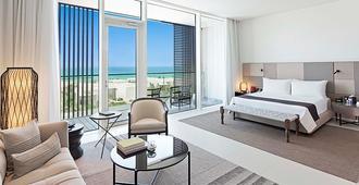 The Oberoi Beach Resort, Al Zorah - Ajman - Bedroom