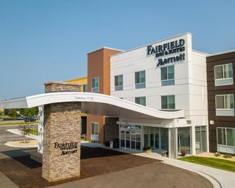 Fairfield Inn and Suites by Marriott Alexandria - Alexandria - Building