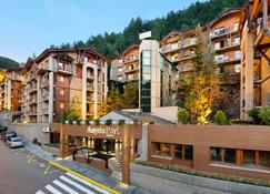 Anyós Park - The Mountain & Wellness Resort - La Massana - Building