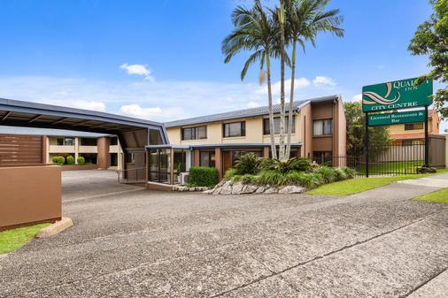 Quality Hotel City Centre - Coffs Harbour - Rakennus
