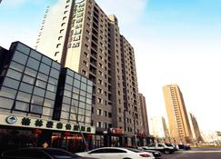 Greentree Inn Tianjin Wuqing District West Yongyang Road Florentia Village Express Hotel - Wuqing - Building