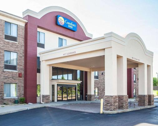 Comfort Inn Lees Summit @ Hwy 50 & Hwy 291 - Lee's Summit - Gebäude