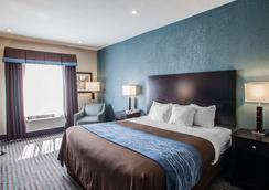 Comfort Inn Lees Summit @ Hwy 50 & Hwy 291 - Lee's Summit - Schlafzimmer