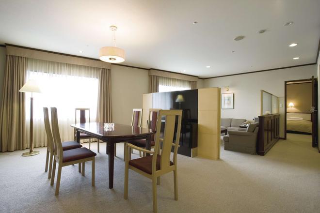 Akasaka Excel Hotel Tokyu - Τόκιο - Τραπεζαρία