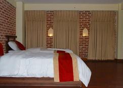 Hotel Layaku Durbar - Bhaktapur - Bedroom