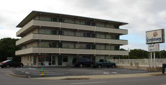 The Virginian Motel - Myrtle Beach - Edificio