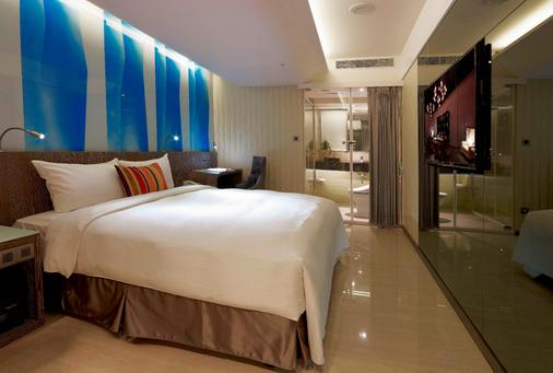 Beauty Hotels Taipei - Hotel Bnight - Taipei (Đài Bắc) - Phòng ngủ