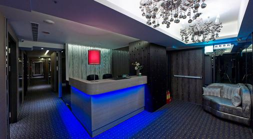 Beauty Hotels Taipei - Hotel Bnight - Taipei (Đài Bắc) - Lễ tân