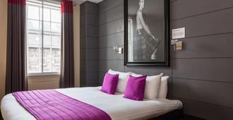 天使分享酒店 - 愛丁堡 - 愛丁堡 - 臥室