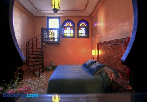 阿爾法希亞阿古達爾酒店 - 馬拉喀什 - 馬拉喀什 - 臥室