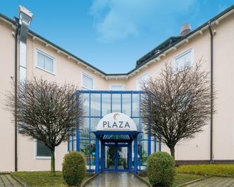 Plaza Hotel Mühldorf Am Inn - Muehldorf - Building