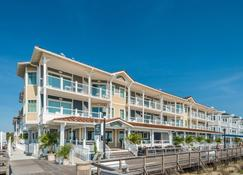 Bethany Beach Ocean Suites Residence Inn by Marriott - Bethany Beach - Bâtiment