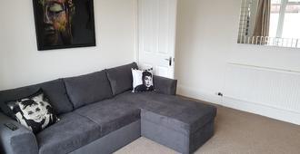 Burton Road - Manchester - Wohnzimmer