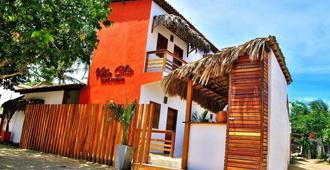 Villa Chic Hostel Pousada - Jijoca de Jericoacoara - Κτίριο