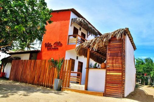 Villa Chic Hostel Pousada - Jijoca de Jericoacoara - Building