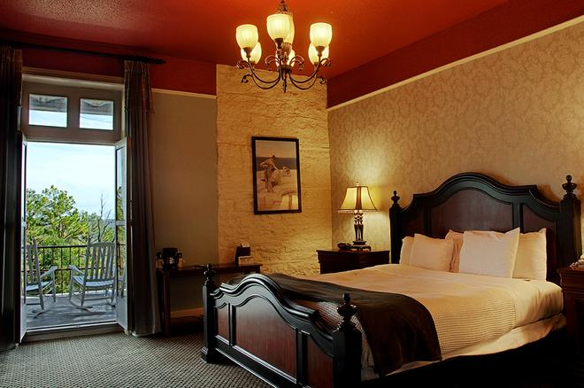 The Crescent Hotel And Spa - Eureka Springs - Κρεβατοκάμαρα