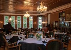 1886 Crescent Hotel and Spa - Eureka Springs - Restaurant