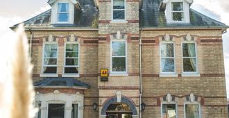 Somerville House - Hereford - Edifício