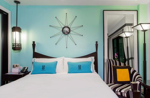 Wave Hotel Pattaya - Pattaya - Bedroom