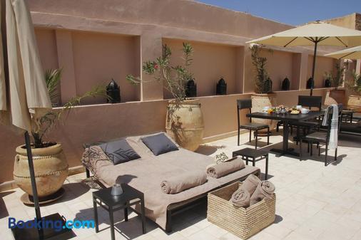 Riad Utopia Suites & Spa - Marrakesh - Balcony