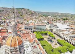 Hotel Plaza Sahuayo - Sahuayo - Vista del exterior