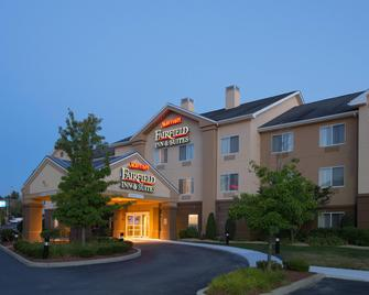 Fairfield Inn & Suites Boston Milford - Milford - Edificio