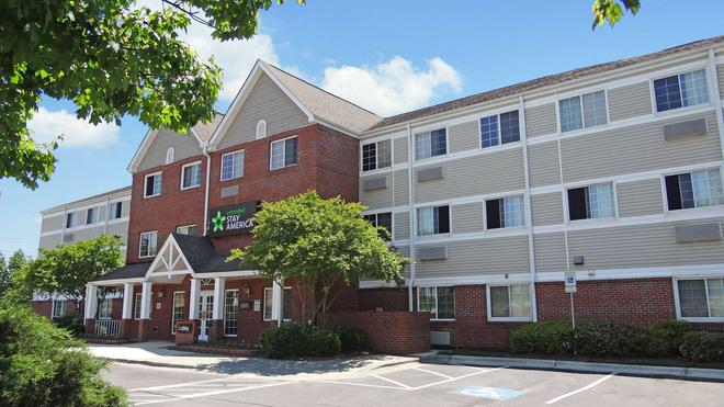 Extended Stay America - Raleigh - Northeast - Raleigh - Building