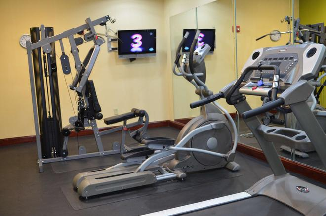 Country Inn & Suites by Radisson Savannah Airport - Savannah - Gym
