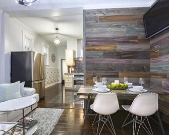 Nb Urban Luxury Suites - Торонто - Обеденный зал