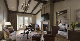 Bernardus Lodge & Spa - Carmel Valley - Soggiorno