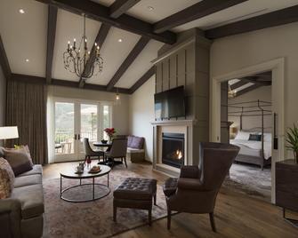 Bernardus Lodge & Spa - Carmel Valley - Вітальня