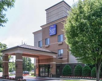 Sleep Inn & Suites Ashland - Richmond North - Ashland - Gebäude
