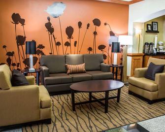 Sleep Inn & Suites Ashland - Richmond North - Ashland - Wohnzimmer