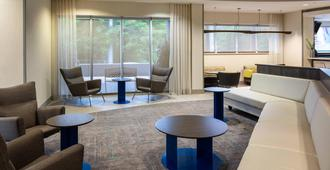 Springhill Suites Miami Downtown/Medical Center - Miami - Sala de estar