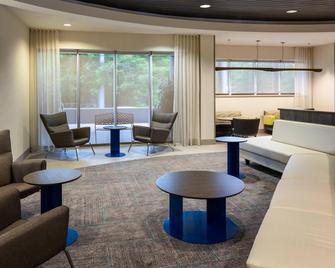 Springhill Suites Miami Downtown/Medical Center - Miami - Lounge