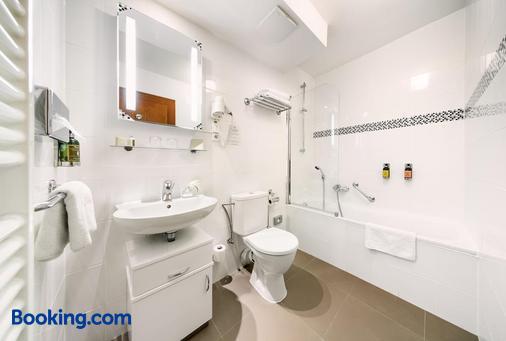 Hotel Bellevue - Český Krumlov - Bathroom